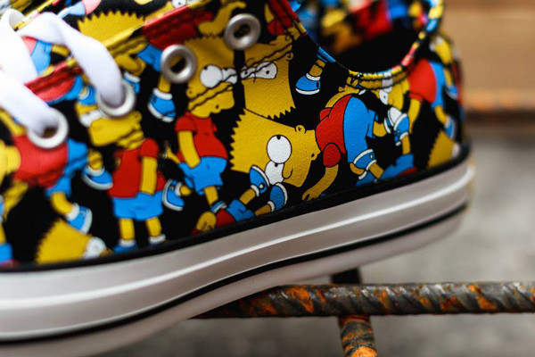Converse All Star Ox 'Bart Simpson' (2)