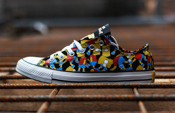 Converse All Star Ox 'Bart Simpson' (3)