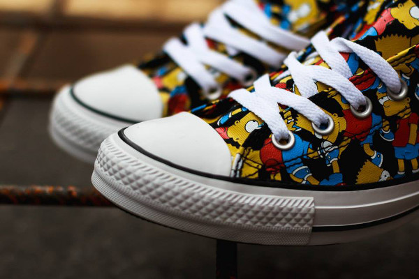 Converse All Star Ox 'Bart Simpson' (4)