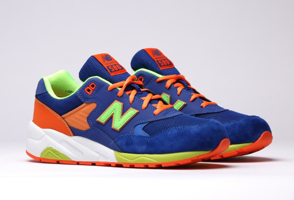 New Balance MT580 MB (Bleue Orange Vert Fluo) (3)