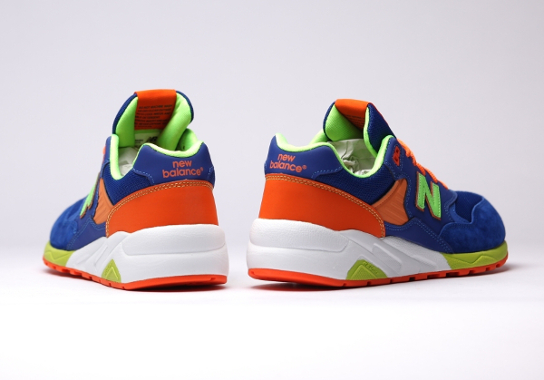 New Balance MT580 MB (Bleue Orange Vert Fluo) (6)