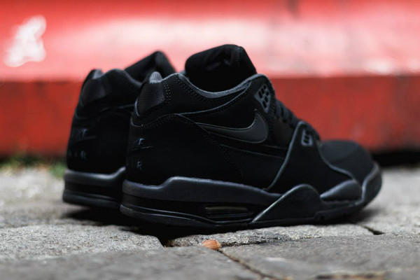 Nike Air Flight 89 'Triple Black' (3)