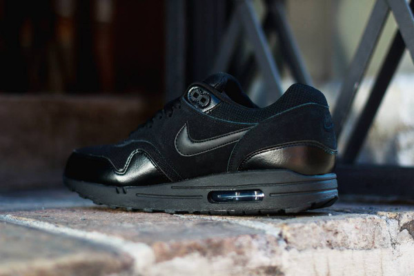 Nike Air Max 1 Essential Triple Black 537383-020 (2)