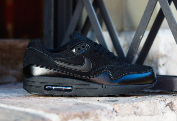 Nike Air Max 1 Essential Triple Black 537383-020 (3)