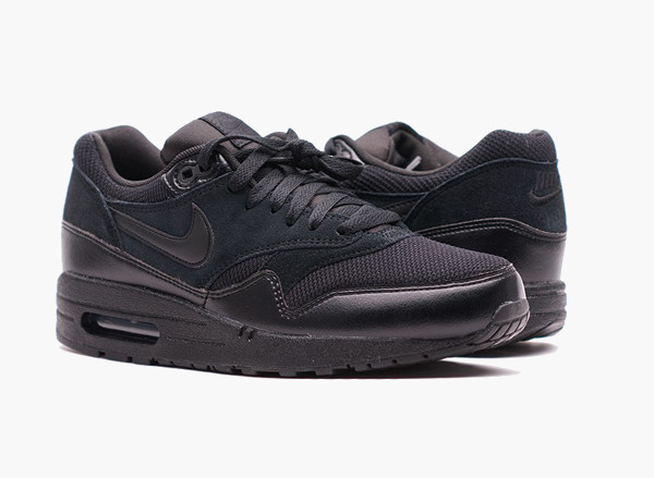Nike Air Max 1 Essential Triple Black 537383-020 (5)