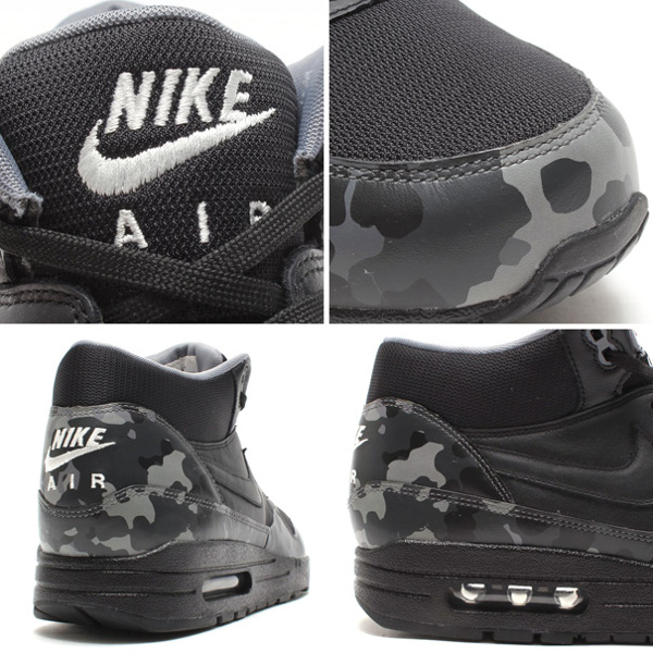 Où acheter la Nike Air Max 1 Mid FB 'Camo' (mi montante) ?