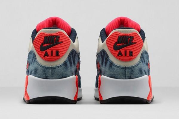 Nike Air Max 90 Bleached Denim QS (3)