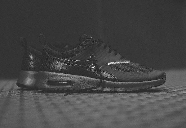 Nike Air Max Thea Triple Black (8)