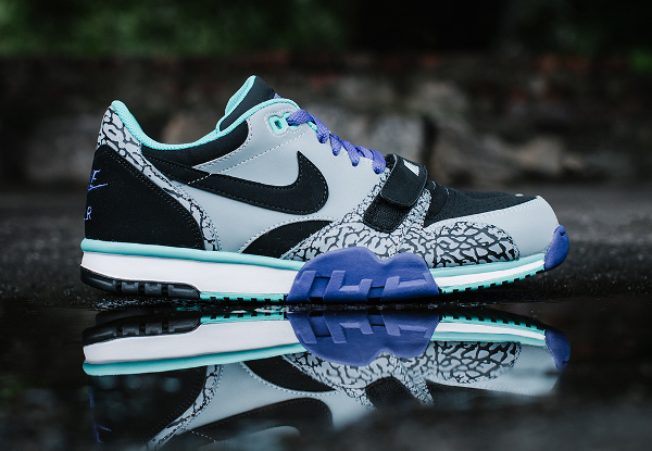 Nike Air Trainer 1 Low ST Light Magnet Grey (4)
