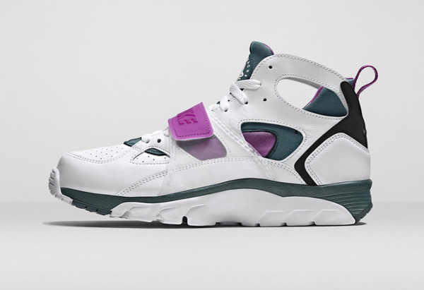 Nike Air Trainer Huarache OG (Dark Emerald) (3)