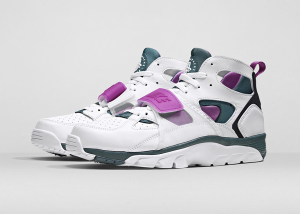 Nike Air Trainer Huarache OG (Dark Emerald) (4)