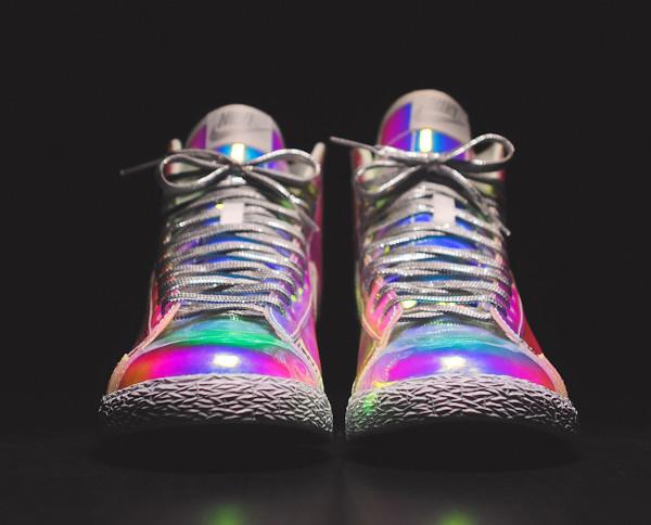 acheter nike blazer iridescent