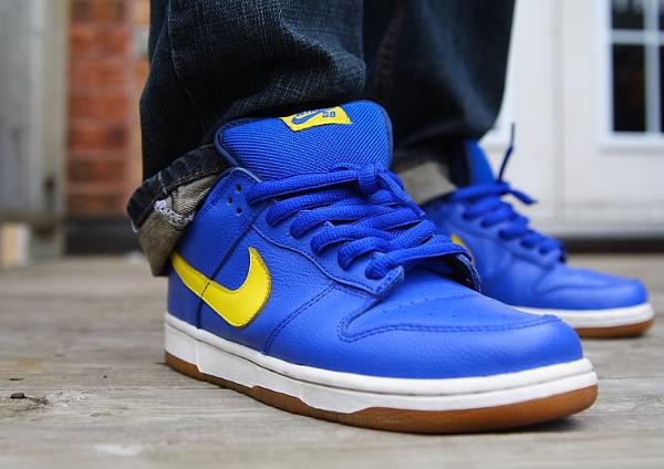 best sneakers 79975 9dc9e 20 Nike Dunk Low SB que Nike devrait décliner en versions ...