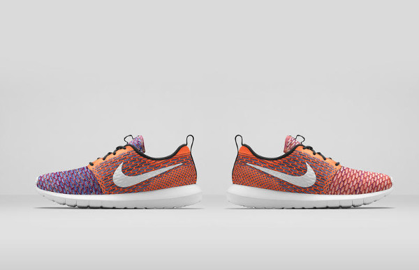 Nike Flyknit Roshe Run Multicolor