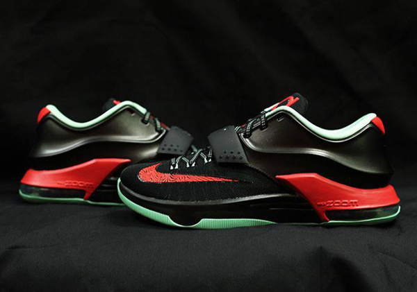 Nike KD 7 Bad Apple