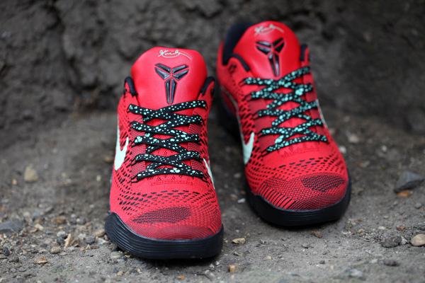 Nike Kobe 9 Elite Low (Flyknit) University Red (3)