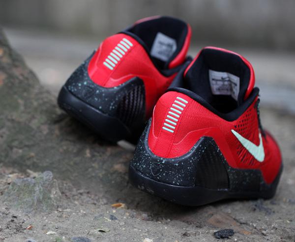Nike Kobe 9 Elite Low (Flyknit) University Red (8)