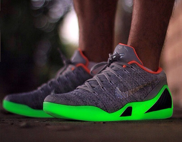 Nike Kobe 9 Elite Low ID Yeezy - losangelesmisfits (2)