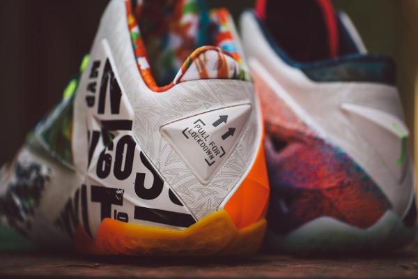 Nike Lebron 11 What The Lebron joli cliche (3)