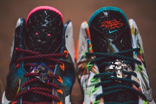 Nike Lebron 11 What The Lebron joli cliche (6)