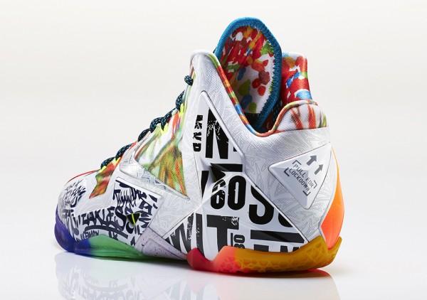 Nike Lebron 11 What The Lebron photo officielle (4)