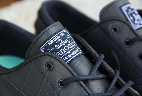 Nike Zoom Stefan Janoski L QS Dark Obsidian Crocodile (1)