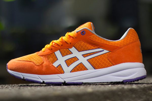 Onitsuka Tiger Shaw Runner Gold Autumn (Orange) (2)