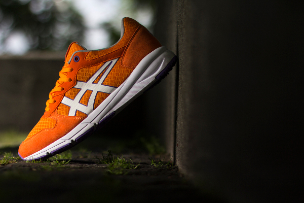 Onitsuka Tiger Shaw Runner Gold Autumn (Orange) (3)