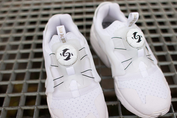 PUMA X SOPHIA CHANG DISC BLAZE BROOKLYNITE (WHITE & WHITE)-4