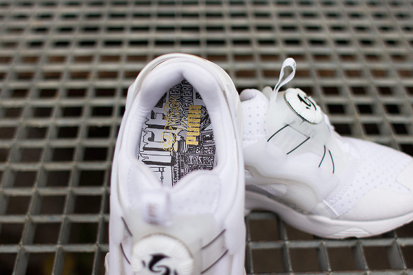 PUMA X SOPHIA CHANG DISC BLAZE BROOKLYNITE (WHITE & WHITE)-6