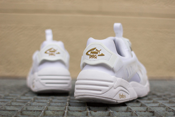 PUMA X SOPHIA CHANG DISC BLAZE BROOKLYNITE (WHITE & WHITE)-8