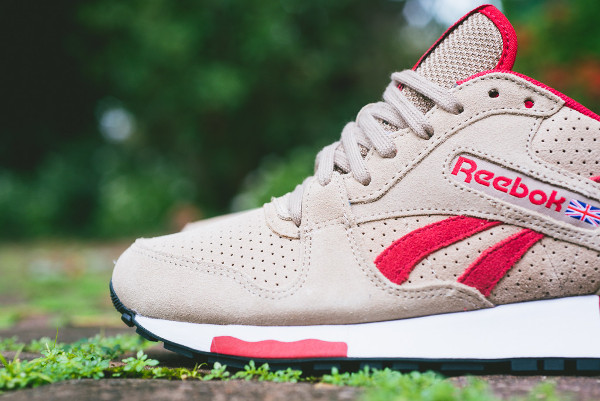 Reebok GL 6000 Canvas Excellent Red (4)