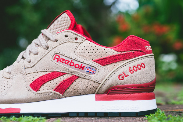 Reebok GL 6000 Canvas Excellent Red (5)