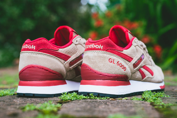 Reebok GL 6000 Canvas Excellent Red (6)