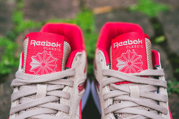 Reebok GL 6000 Canvas Excellent Red (7)