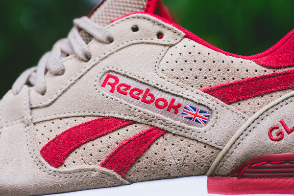 Reebok GL 6000 Canvas Excellent Red (9)