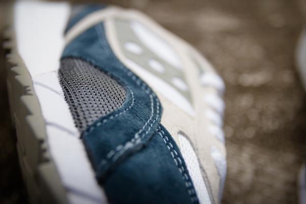 Saucony Shadow 6000 Running Man White Blue  (3)
