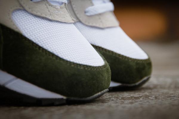 Saucony Shadow 6000 Running Man White Green (4)