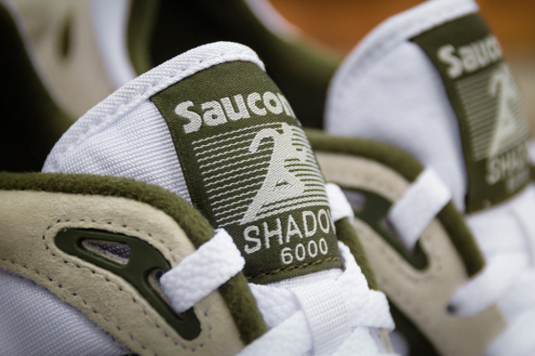 Saucony Shadow 6000 Running Man White Green (5)
