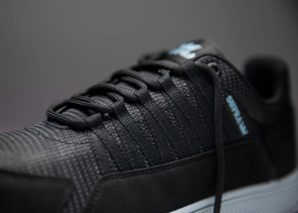 Supra Owen Black Sterling Blue 'Tundra' (2)