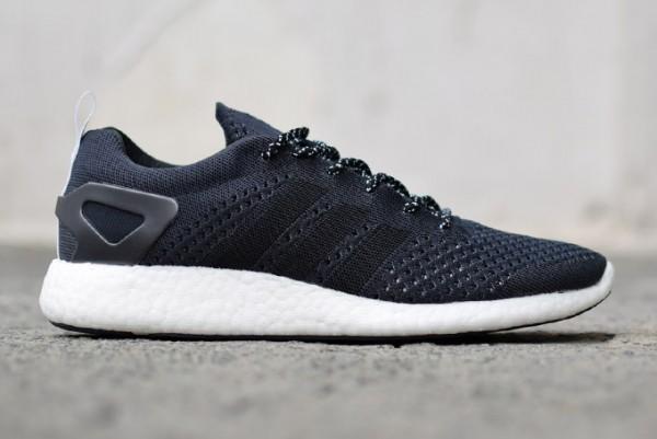 adidas Consortium Primeknit Pure Boost Black (2-1)