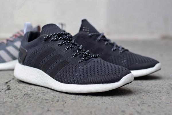 adidas Consortium Primeknit Pure Boost Black (2-2)