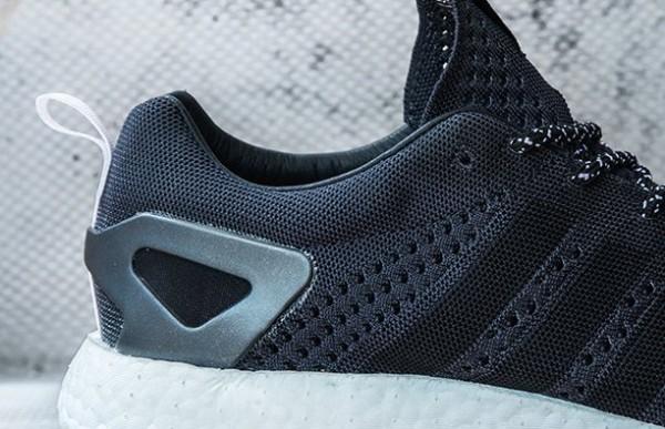 adidas Consortium Primeknit Pure Boost Black (4)