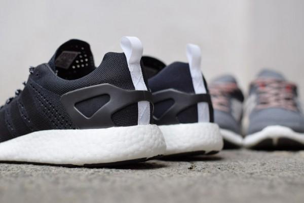 adidas Consortium Primeknit Pure Boost Black (5)