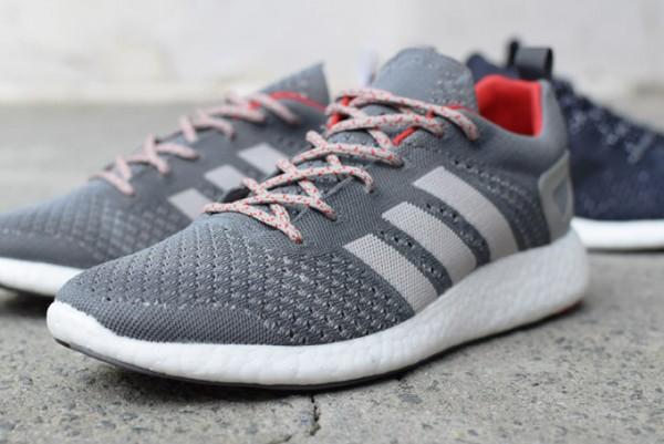 adidas Consortium Primeknit Pure Boost Grey (1-1)