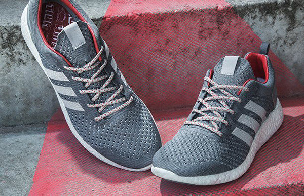 adidas Consortium Primeknit Pure Boost Grey (4)