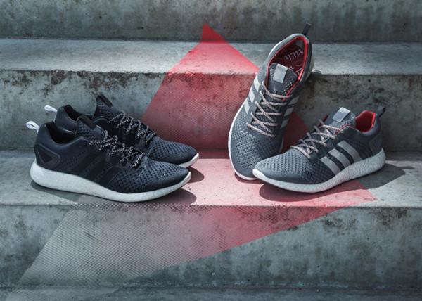 adidas Consortium Primeknit Pure Boost