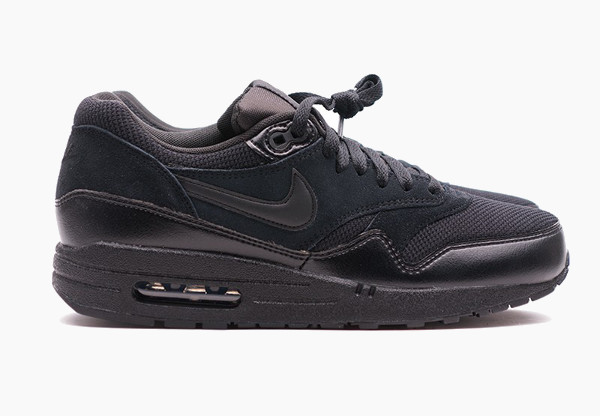 air max 1 homme triple black