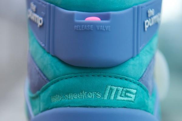 Reebok Pump Bringback x Mita Sneakers «25th Anniversary»