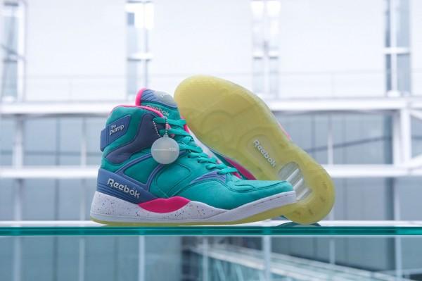 mita sneakers x Reebok Pump 25th Anniversary eletric city  (12)